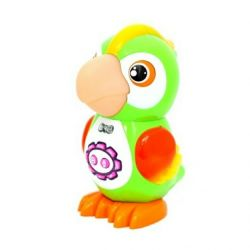 Smart parrot. Educational toy. New