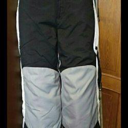 Winter sports pants