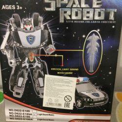 Μηχανή ρομπότ