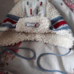 Καπέλο χειμώνα για ένα χρόνο