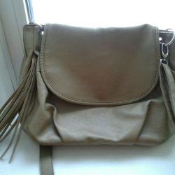 Bag with pompushkami