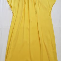 Dress America silk natural