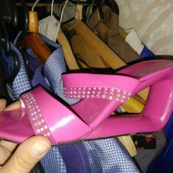 Sandals 35-36 size