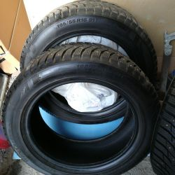 Sell tires kumho 195 55 16