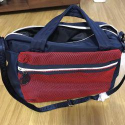 Tommy Hilfiger markasının bir çantasını satacağım