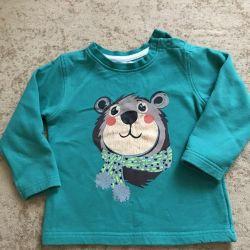 Sweatshirt-sweatshirt Baby Go