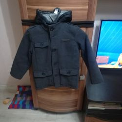 Coat for a boy