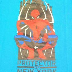 Erkek Spiderman için yeni pijamalar