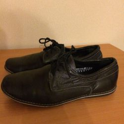 Shoes genuine leather size 38