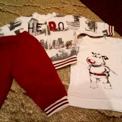Новый набор одежды