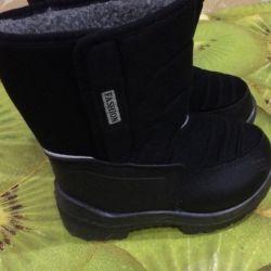 Boots new. Autumn-Winter.
