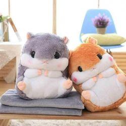 3'ü 1 arada hamster