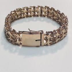 Gold bracelet Ramses 79.96 gr