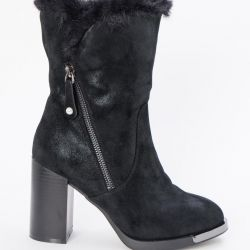 New women's winter low boots Betsy 35-40р.