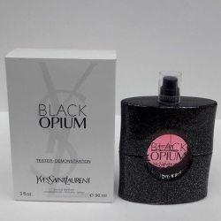 🌹Women's perfume BLACK OPIUM in the tester