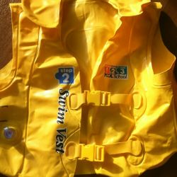 Inflatable vest for children (3-6 years)