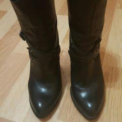 Γυναικείες μπότες Μεγάλο σχοινί