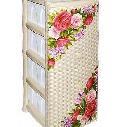 Chest 4 tiers Roses