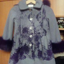 Coat for the girl