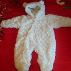 Suit for baby bear