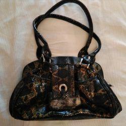 Bag of snakeskin !!!!