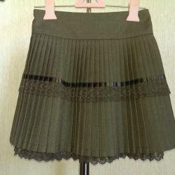 School skirt made in Korea