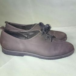 Low shoes (genuine leather)