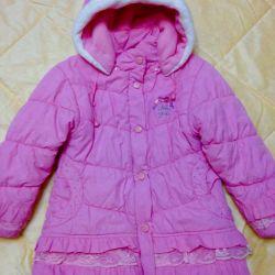 Winter jacket Hong Kong Size 105-110