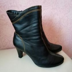 Boots Nat. skin r. 36