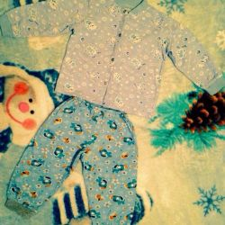 jacket and pants for a boy 86
