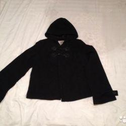 Νέα θηλυκή κοντή παλτό