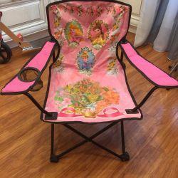 Scaunul este pentru copii