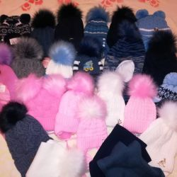 Yeni kış şapkalar