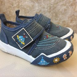 Children's sneakers, sneakers Unichel 21 rr