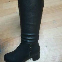 Οι μπότες είναι απολύτως νέες!