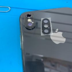 IPhone X αντικατάσταση γυαλί κάμερας / κάμερα X γυαλί