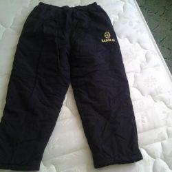 Yeni sıcak pantolon