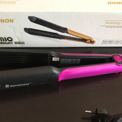 Curling Curl Shinon 2299 ionic straight hair
