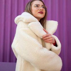 Eko sheep wool coats