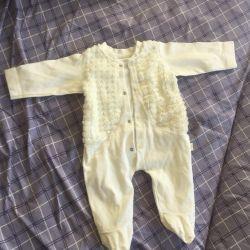 Κοστούμι 0-3 μήνες