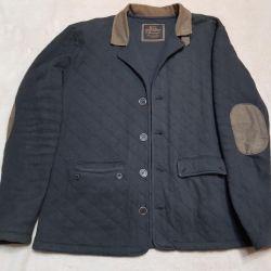 Пиджак коричневый 50 р