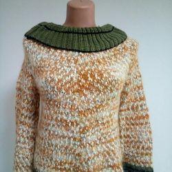 Women's wool sweaters