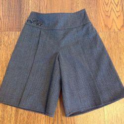 School Uniform: Skirt - Shorts