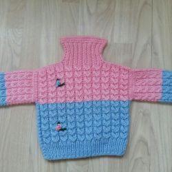 Θα πουλήσω το πουλόβερ στο κορίτσι