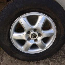 Wheels for Hyundai-Santafe