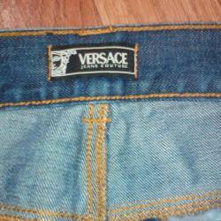 Джинсы Versace(оригинал) О!