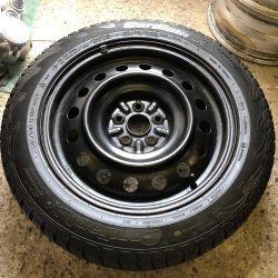 Wheels R16 5x100 WINTER