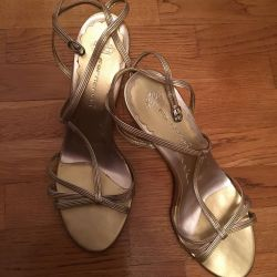 Sandals Fornarina leather 40 size