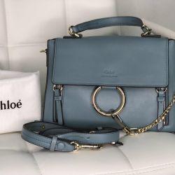 Bag Chloe leather new