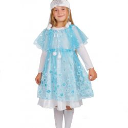 Children's carnival costume Blizzard